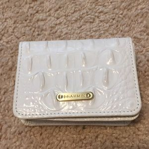 Brahmin credit card case (NWOT)